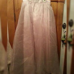 LAUREN CONRAD RUNWAY - Tulle Skirt - Size 14